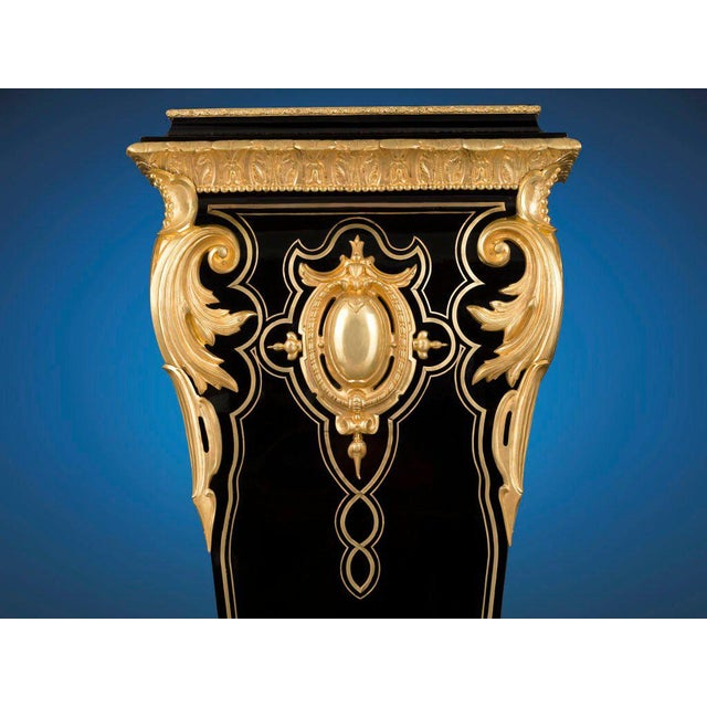 French French Ormolu Pedestal For Sale - Image 3 of 5