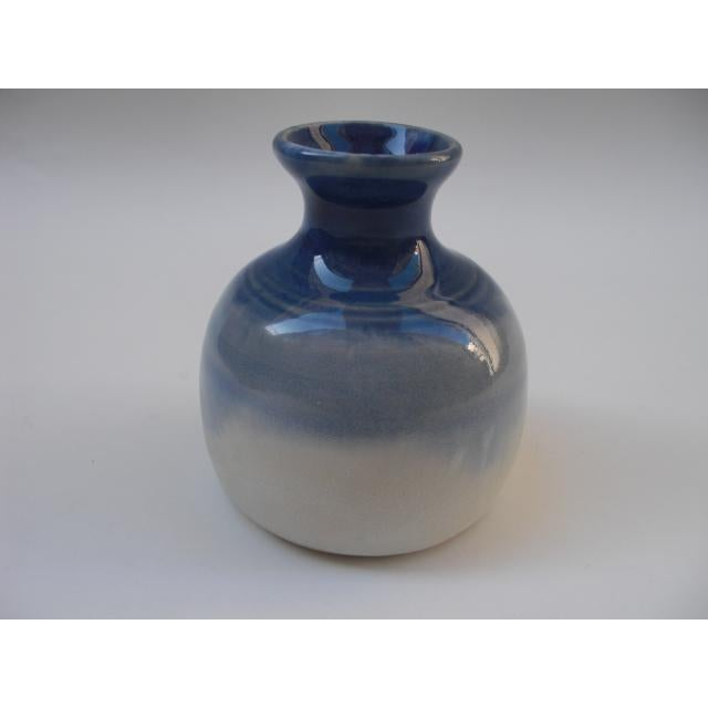 Cobalt Blue Gradient Studio Pottery - Image 2 of 5