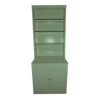 *Sale* Ethan Allen Cabinet & Hutch For Sale