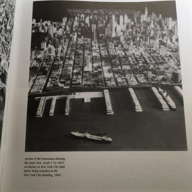 Paper 1990 Panorama of the City of New York Book For Sale - Image 7 of 11