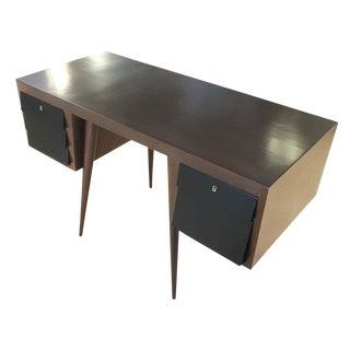 Italian Mid-Century Desk For Sale