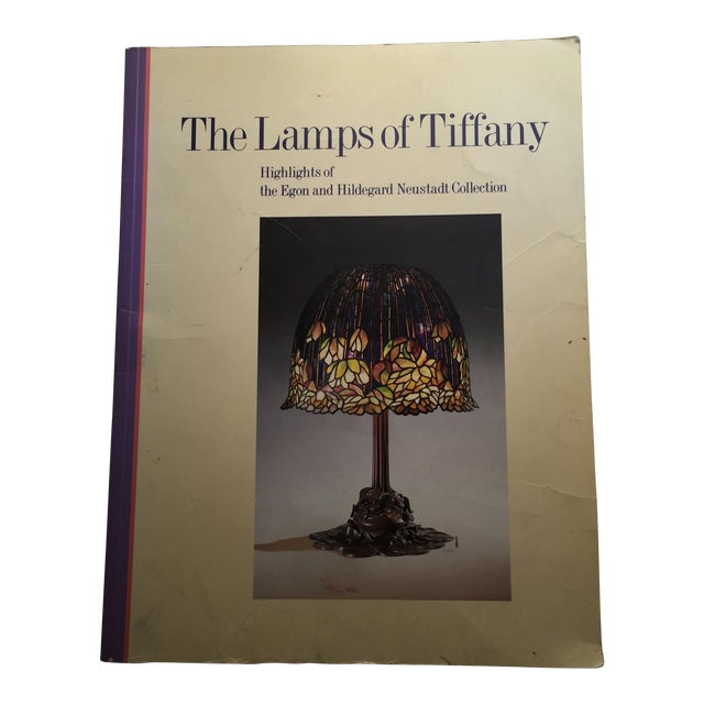 1993 The Lamps of Tiffany Book For Sale