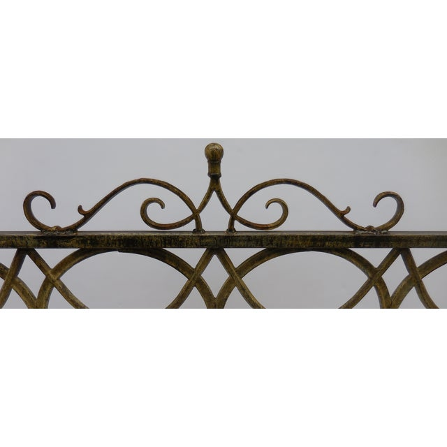 Iron Fireplace Screen - Image 6 of 11