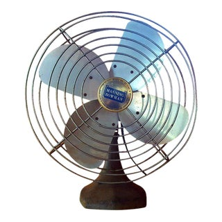 Manning Bowman Industrial Fan For Sale