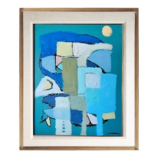 """""""High Moon"""" by Kenneth Joaquin (B. 1948) For Sale"""