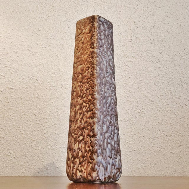 Ceramic Elma Keramik Obelisk-Form Vase 151/29 For Sale - Image 7 of 7