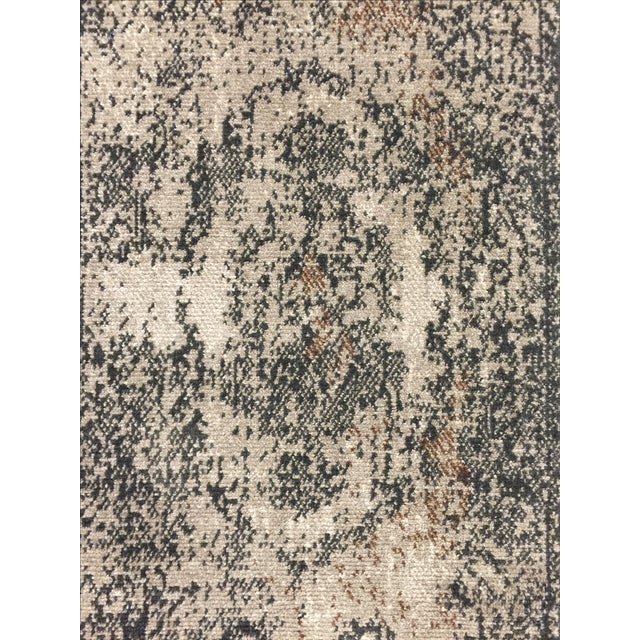 "Grey Multi-Hued Rug - 2' X 7'6"" - Image 5 of 5"
