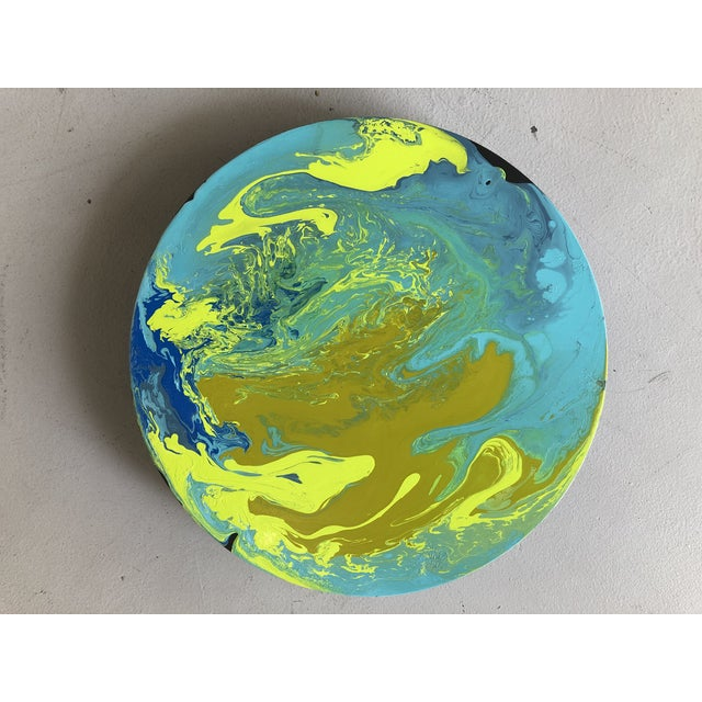 Misty Wilson is a Florida Artist living and working in Jacksonville Fl. She currently works with Resin and Lacquer to...