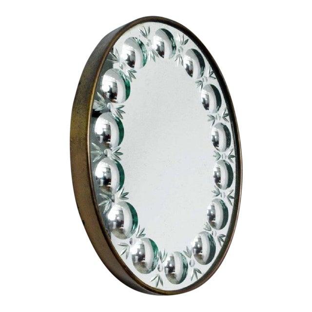 Piero Fornasetti Mirror For Sale