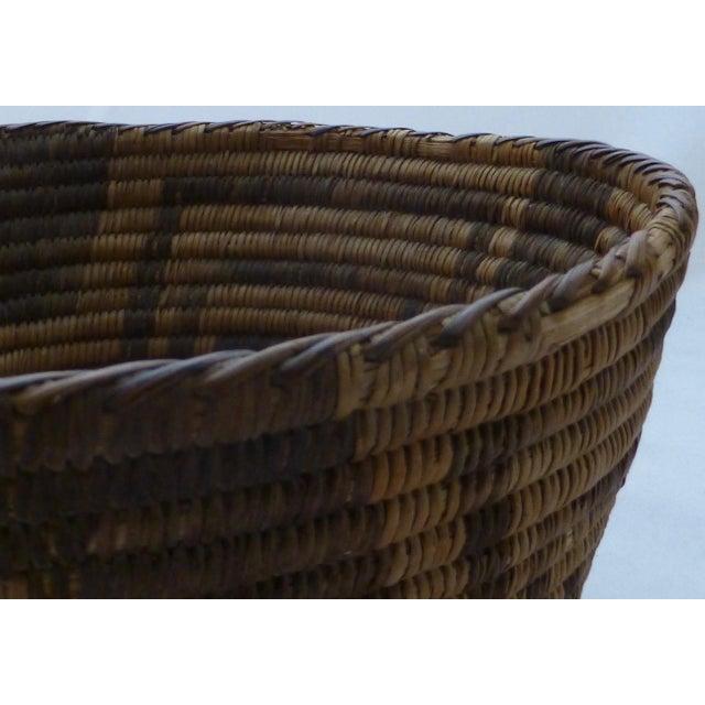 Antique Apache Basket Circa 1890-1920 - Image 8 of 11