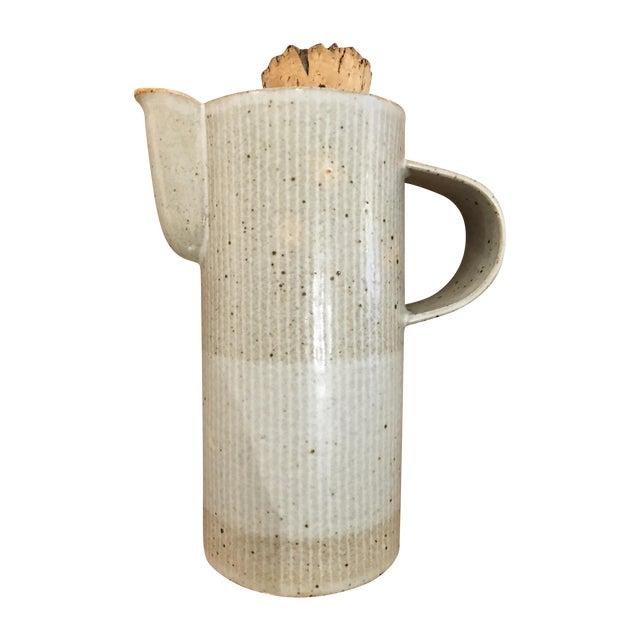 Handmande Ceramic Teapot - Image 1 of 5