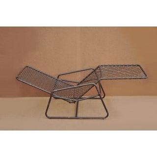 Late 20th Century Vintage Brown Jordan Kantan Tamiami Tilt Lounge Chair Preview