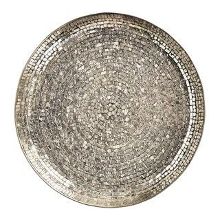 Kenneth Ludwig Chicago Estrellas Mosaic Platter For Sale