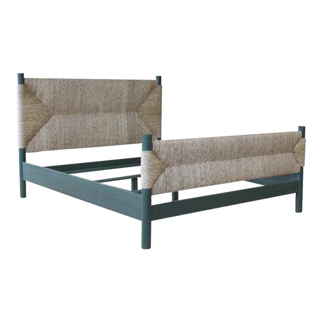 Perriand Natural Rush Bed For Sale