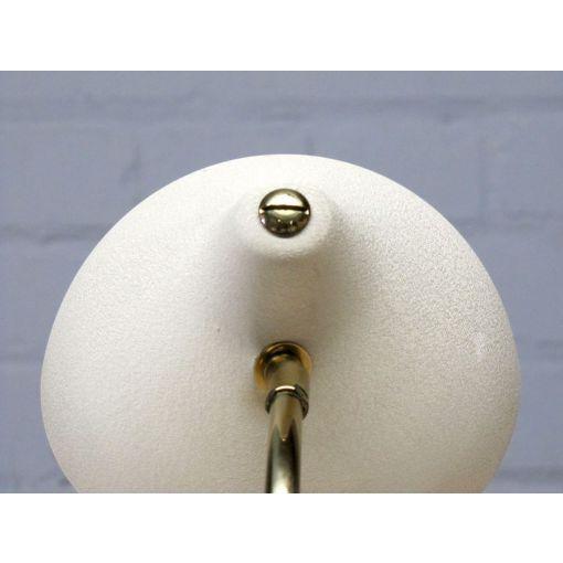 """Brass Louis Kalff """"Krähenfuss"""" Table Lamp For Sale - Image 7 of 9"""