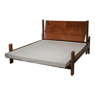 """Toledo"" Double Bed by Carlo Scarpa by Simon Gavina For Sale"