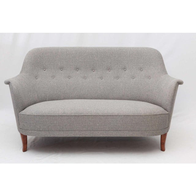 "Carl Malmsten ""Samsas"" Sofa - Image 2 of 9"