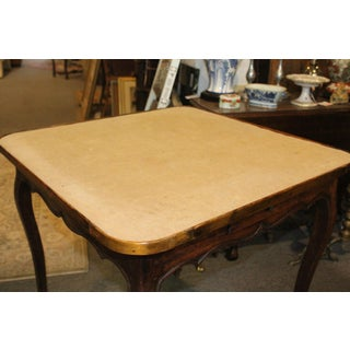 19th Century English Traditional Square Card Table Preview