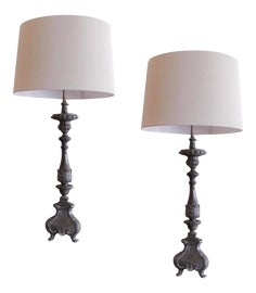 Image of Baroque Table Lamps