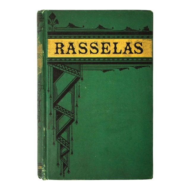 "Antique Book, ""Rasselas"" For Sale"