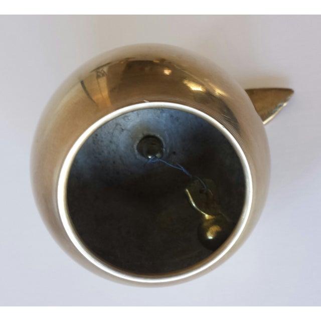 Brass Apple Bell - Image 3 of 3
