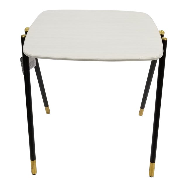 Mid-Century Modern West Elm Tray Table For Sale