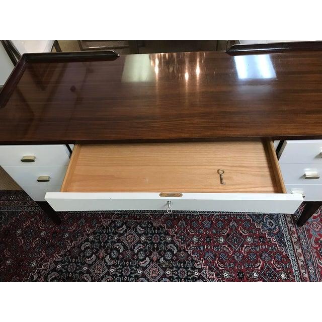 Wood Bill Sofield Baker Crawford Vanity For Sale - Image 7 of 11