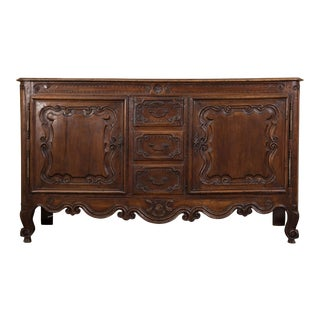 18th C. France Oak Buffet