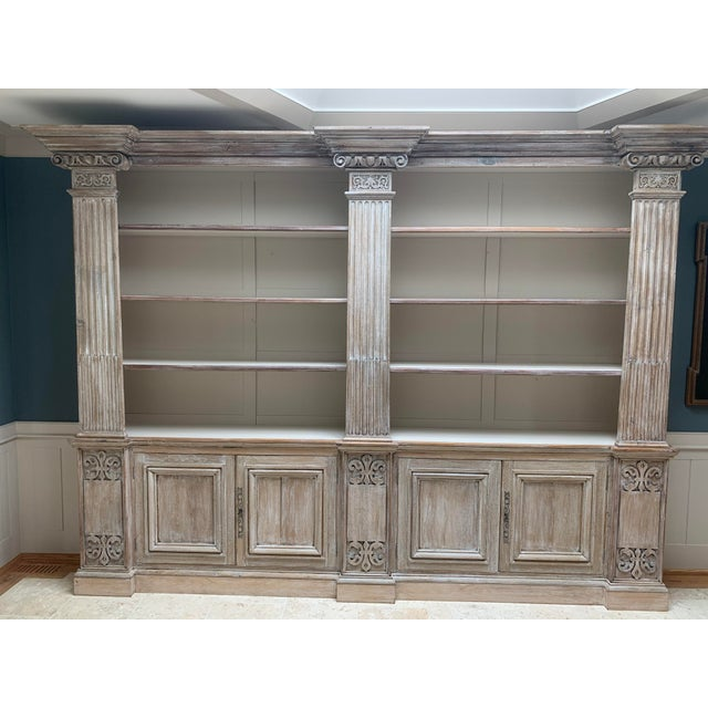 French Antique French Display Cabinet For Sale - Image 3 of 13