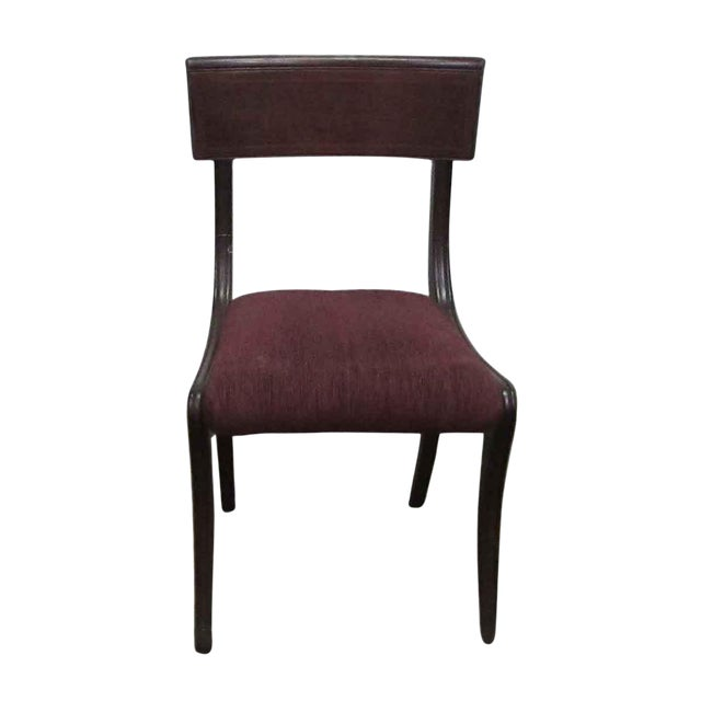 Set of 4 Solid Wood Dining Chairs - Image 1 of 9