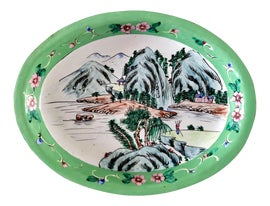 Image of Enamel Decorative Plates