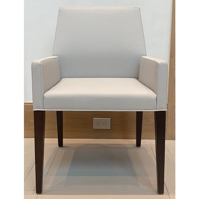 2020s Contemporary Dining Arm Chair For Sale - Image 5 of 6
