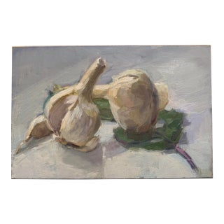 Contemporary Still Life Oil Painting For Sale