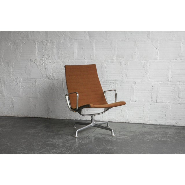 Eames Aluminum Group Lounge Chair - Image 2 of 8