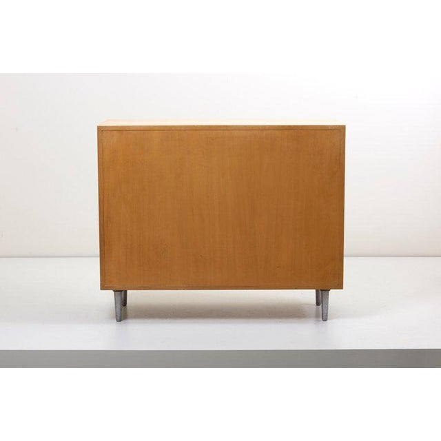 Dunbar Furniture Edward Wormley for Dunbar Credenza Signed, Us, 1960s For Sale - Image 4 of 12