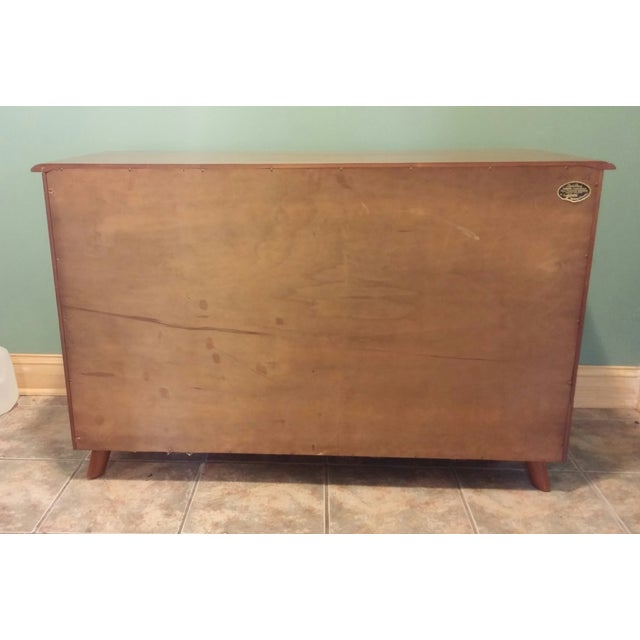 Carl Bissman Danish Modern Credenza For Sale - Image 5 of 11