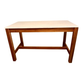 Room & Board Linden Dining Counter Bar Table For Sale