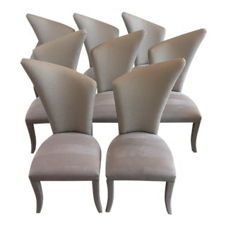Mid-Century Modern Dining Room Chairs - Set of 8