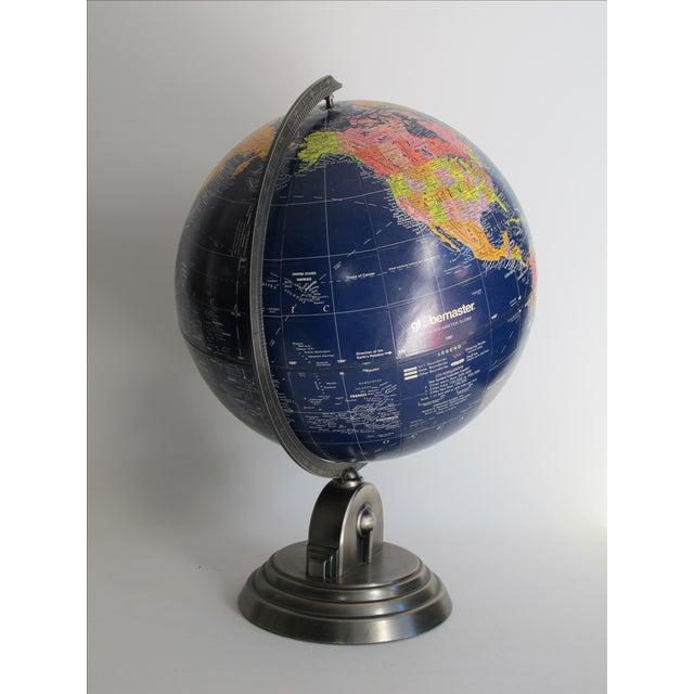 Vintage 1980s Desk Globe For Sale - Image 4 of 8