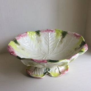 Majolica Cabbage Bowl - 2 Piece Preview