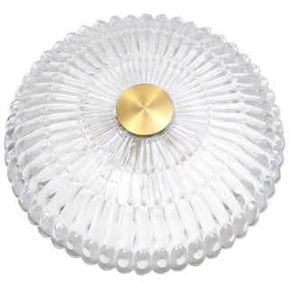 Ceiling Light by Carl Fagerlund for Orrefors / 2 Available For Sale