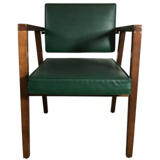 "1950s Vintage Franco Albini for Knoll Modernist ""Luisa"" Armchair For Sale"