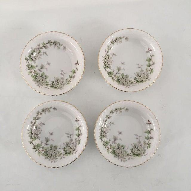Vintage Dogwood Floral Bowls - Set of 4 For Sale In New York - Image 6 of 6
