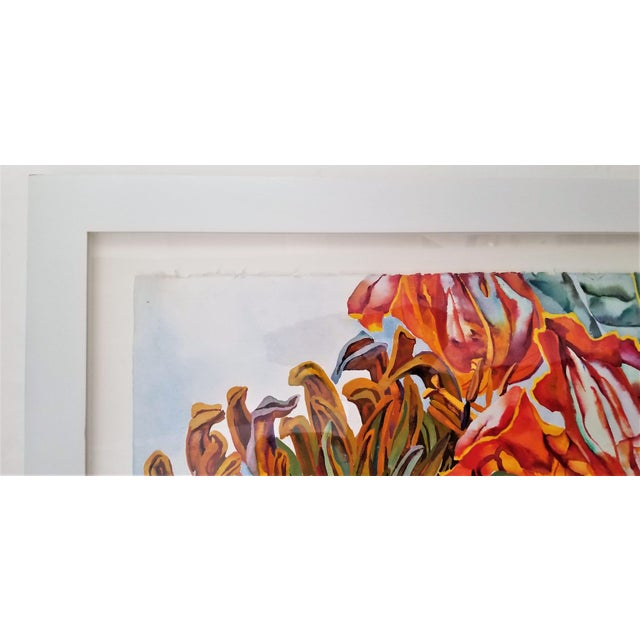 Paint Art Museum Quality Watercolor Painting by Patricia Tobacco Forrester For Sale - Image 7 of 13