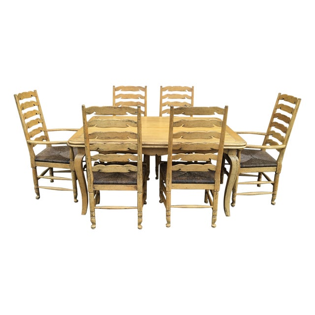 Bausman French Country Dining Set - Image 1 of 11