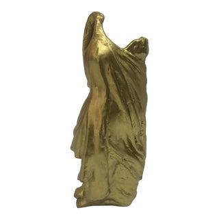 Ara Soner 1975 Toga Clad Fiberglass Figure For Sale