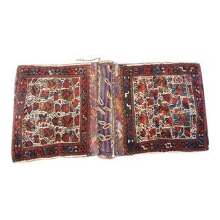Oriental Saddle Bag