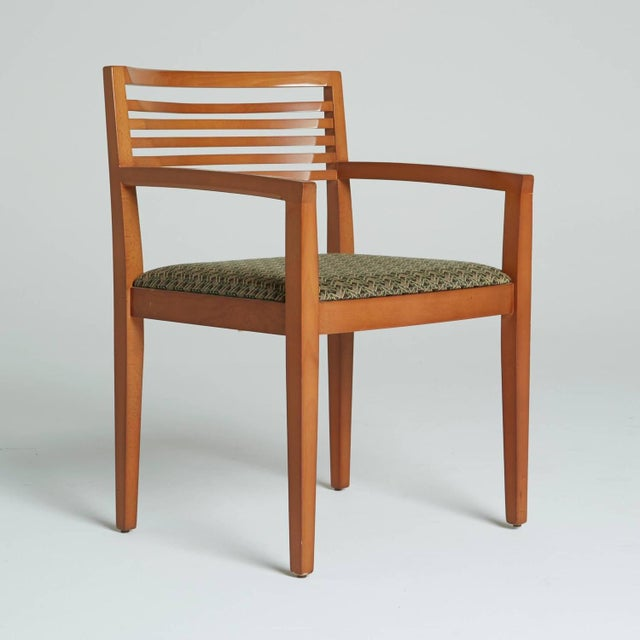 Ricchio Knoll Armchairs - Pair - Image 4 of 7