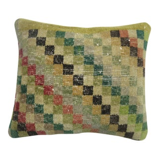 Turkish Art Deco Pillow For Sale