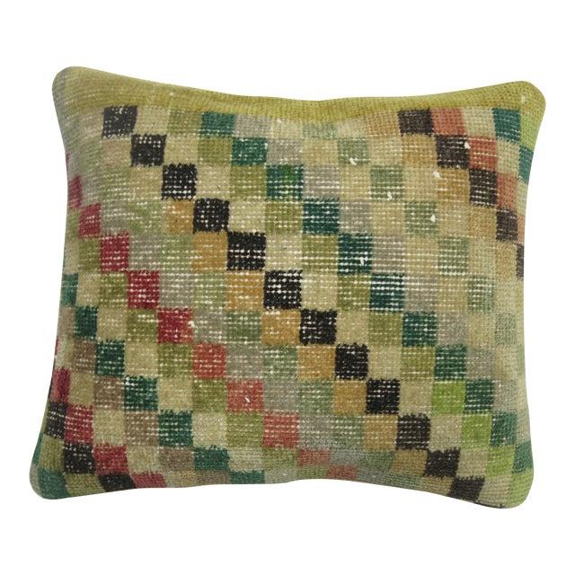 Turkish Art Deco Pillow For Sale